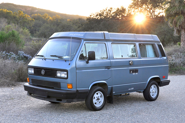 1988 volkswagen vanagon westfalia for sale. Black Bedroom Furniture Sets. Home Design Ideas